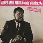 AHMED ABDUL-MALIK Sounds Of Africa album cover