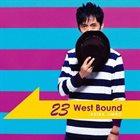 AKIRA JIMBO 23 West Bound album cover
