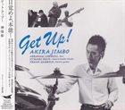 AKIRA JIMBO Get Up! album cover