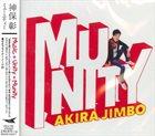 AKIRA JIMBO Munity album cover