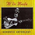 AL DI MEOLA Acoustic Anthology album cover