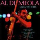 AL DI MEOLA Greatest Hits album cover