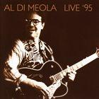 AL DI MEOLA Live 95 album cover