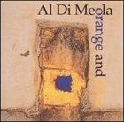 AL DI MEOLA Orange and Blue album cover