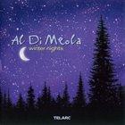 AL DI MEOLA Winter Nights album cover