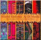 AL DI MEOLA World Sinfonia: Live In London 1991 album cover