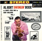 AL HIRT Swingin' Dixie! (At Dan's Pier 600 New Orleans), Volume 2 album cover