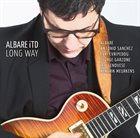 ALBARE Long Way album cover