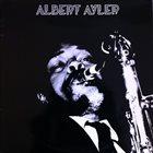 ALBERT AYLER Albert Ayler album cover
