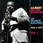 ALBERT AYLER Albert Ayler Quintet : At Slug's Saloon Vol. 1 album cover
