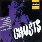 ALBERT AYLER Ghosts (aka I grandi del Jazz, 12 aka Vibrations) album cover