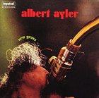 ALBERT AYLER New Grass album cover