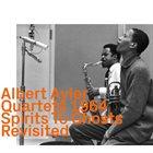 ALBERT AYLER Quartets 1964 : Spirits To Ghosts Revisited album cover