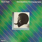 ALBERT AYLER — Reevaluations: The Impulse Years album cover