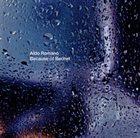 ALDO ROMANO Because of Bechet album cover