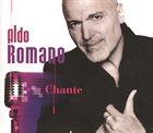 ALDO ROMANO Chante album cover