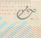 ALDO ROMANO Dreams & Waters album cover