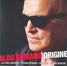 ALDO ROMANO Origine album cover