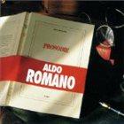 ALDO ROMANO Prosodie album cover