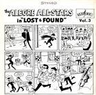 ALEGRE ALL-STARS Lost and Found, Volume III album cover