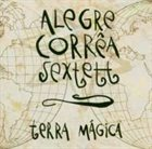 ALEGRE  CORRÊA Terra Magica album cover