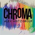 ALEX WEITZ Chroma album cover