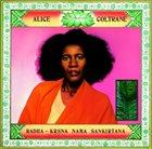 ALICE COLTRANE Radha-Krsna Nama Sankirtana album cover