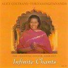 ALICE COLTRANE Turiyasangitananda: Infinite Chants album cover