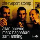 ALLAN BROWNE Shreveport Stomp album cover