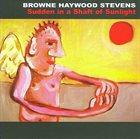 ALLAN BROWNE Browne Haywood Stevens : Sudden In A Shaft Of Sunlight album cover