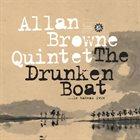 ALLAN BROWNE The Drunken Boat (...le bateau ivre) album cover