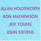 ALLAN HOLDSWORTH Touching On album cover