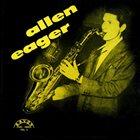 ALLEN EAGER Allen Eager Vol.2 album cover