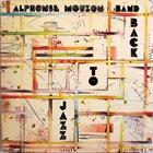 ALPHONSE MOUZON Back to Jazz album cover