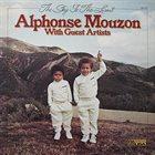 ALPHONSE MOUZON The Sky is the Limit album cover