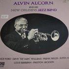ALVIN ALCORN Alvin Alcorn And His New Orleans Jazz Band album cover