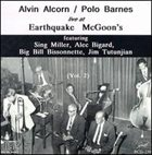 ALVIN ALCORN Live at Earthquake McGoon's Vol.2 album cover