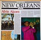 ALVIN ALCORN Sounds of New Orleans, Vol. 5 album cover