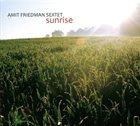 AMIT FRIEDMAN Sunrise album cover