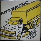 AMM Ammmusic album cover