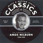 AMOS MILBURN Blues & Rhythm Series: The Chronological Amos Milburn 1948-1949 album cover