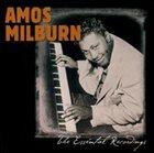 AMOS MILBURN The Essential Recordings album cover