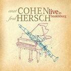 ANAT COHEN Anat Cohen / Fred Hersch : Live In Healdsburg album cover