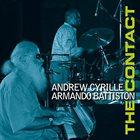ANDREW CYRILLE Andrew Cyrille & Armando Battiston : The Contact album cover