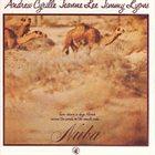 ANDREW CYRILLE Nuba album cover