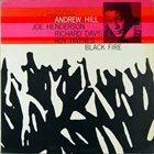 ANDREW HILL Black Fire album cover