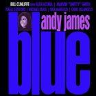 ANDY JAMES Blue album cover
