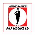 ANDY JAMES No Regrets album cover