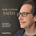 ANDY LAVERNE Faith album cover