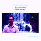 ANDY LAVERNE Andy LaVerne & Dave Samuels : Fountainhead album cover